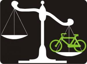 Logo Justiça Bicicleta 3