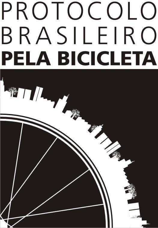 Logo Protocolo Brasileiro Bicicleta - Md