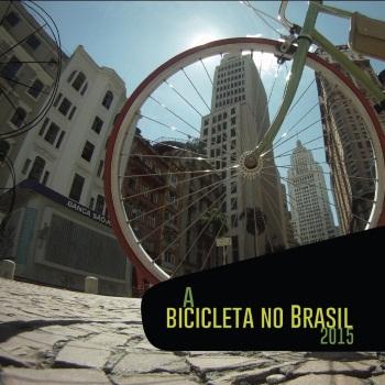 Capa Livro A bicicleta no Brasil - Pq