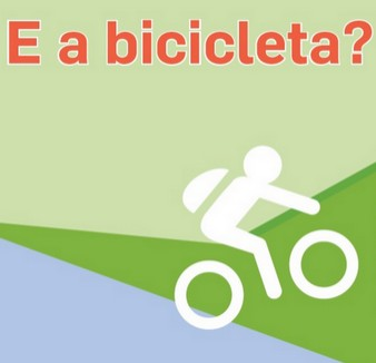 E a bici