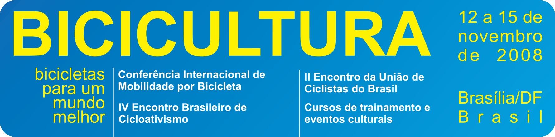 Logo Bicicultura 2008