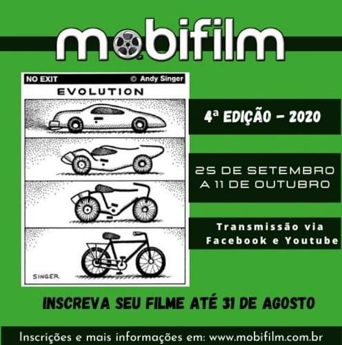 4º Mobifilm – Festival de Filmes sobre Mobilidade e Segurança no Trânsito